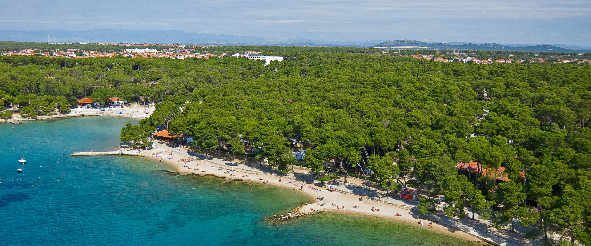 camping park soline welcome to biograd dalmatia. Black Bedroom Furniture Sets. Home Design Ideas